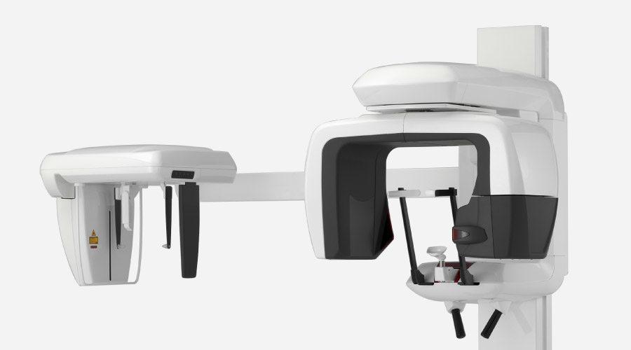 Montreal dentist equipment - 3D Dental scanner