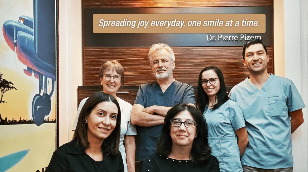 Montreal Dentist - Dr Pizem Dental Clinic Staff