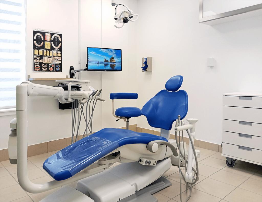 Montreal Westmount Dental Clinic Interior Room 4